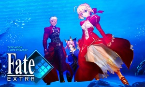Fate Extra 1st elimination match